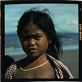 view [Little girl from Philippines : color slide (chromogenic phototransparency)] digital asset: [Little girl from Philippines : color slide (chromogenic phototransparency)].