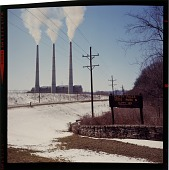view [Industrial pollution near a state park : phototransparency.] digital asset: [Industrial pollution near a state park : phototransparency.]