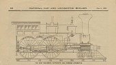 view [The first successful anthracite coal burning locomotive: reproduction of technical drawing.] digital asset: [The first successful anthracite coal burning locomotive: reproduction of technical drawing.]