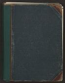 view William Steinway Diary, Volume Eight digital asset: Volume 8:  1890 January 1 - 1893 December 31