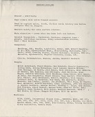 view [History outline of Dick Sprague: document] digital asset: [History outline of Dick Sprague: document]