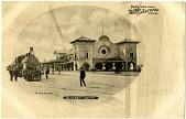 view Greetings from San Antonio, Texas : Sunset Depot [picture postcard] digital asset: Greetings from San Antonio, Texas : Sunset Depot [picture postcard].