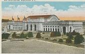 view New Union Station, Washington, DC [picture postcard] digital asset: New Union Station, Washington, DC [picture postcard].
