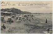 view Houlgate, La Plage a l'heure des Bains [picture postcard] digital asset: Houlgate, La Plage a l'heure des Bains [picture postcard].
