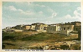 view Pueblo of Laguna, N. M. [postcard] digital asset: Pueblo of Laguna, N. M. [postcard].
