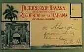 view Picturesque Havana: Selected Views [picture postcard book] digital asset: Picturesque Havana: Selected Views [picture postcard book].