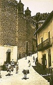 view Taxco, Guerrero [picture postcard] digital asset: Taxco, Guerrero [picture postcard].