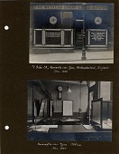 view [Interior and exterior views of the Western Union Cable System office, in Newcastle-on-Tyne, Northumberland, England : 2 photoprints mounted on one sheet of black paper] digital asset: [Interior and exterior views of the Western Union Cable System office, in Newcastle-on-Tyne, Northumberland, England : 2 photoprints mounted on one sheet of black paper].
