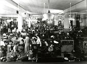 view Multiplex operating department, 60 Hudson St. [photoprint] digital asset: Multiplex operating department, 60 Hudson St. [photoprint].