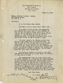 view [Central Office Correspondence, 1925, about repairs to cable station in Bay Roberts, Newfoundland, Canada.] digital asset: [Central Office Correspondence, 1925, about repairs to cable station in Bay Roberts, Newfoundland, Canada.]