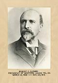view Robert C. Clowry / President of Western Union Tel. Co. / March 12, 1902--Nov. 23, 1910 [portrait] digital asset: Robert C. Clowry / President of Western Union Tel. Co. / March 12, 1902--Nov. 23, 1910 [portrait].