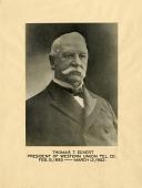 view Thomas T. Eckert... [portrait] digital asset: Thomas T. Eckert... [portrait].