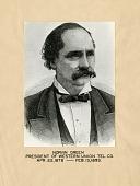 view Norvin Green / President of Western Union Tel. Co. / Apr. 22, 1878 - Feb. 13, 1893. [Caption on mount.] Engraving.] digital asset: Norvin Green / President of Western Union Tel. Co. / Apr. 22, 1878 - Feb. 13, 1893. [Caption on mount.] Engraving.]
