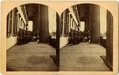view [Band at National Home for Disabled Volunteer Soldiers : stereograph] digital asset: [Band at National Home for Disabled Volunteer Soldiers : stereograph]