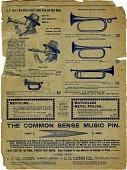 view Conn, C. G. Bugles [advertisement] digital asset: Bugles [advertisement].