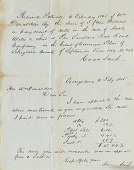 view Swatara Railroad Papers digital asset: Swatara Railroad Papers: 1805-1894.