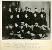 view [Beverly Industrial School football team, Massachusetts, photoprint] digital asset: [Beverly Industrial School football team, Massachusetts, photoprint].