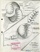 view EX 16116, Baseball stitching digital asset: EX 16116, Baseball stitching
