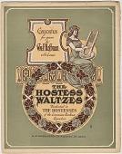 view The Hostess Waltzes [sheet music] digital asset: The Hostess Waltzes [sheet music], 1904.