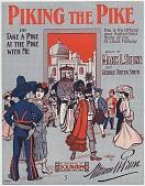 view Piking the Pike [sheet music] digital asset: Piking the Pike [sheet music], 1904.