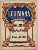 view Louisiana (St. Louis Exposition) Waltzes [sheet music] digital asset: Louisiana (St. Louis Exposition) Waltzes [sheet music], 1904.