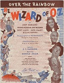 view The Wizard of Oz [sheet music] digital asset: The Wizard of Oz [sheet music].