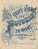 view Sam DeVincent Collection of Illustrated American Sheet Music, Series 2: Armed Forces digital asset: Armed Forces