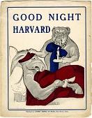 view Good Night Harvard [sheet music] digital asset: Good Night Harvard [sheet music], 1913.