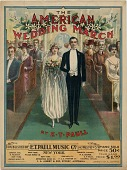 view Sam DeVincent Collection of Illustrated American Sheet Music, Series 19: Art and Literature digital asset: Art and Literature