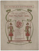 view St. Patrick's Day Parade [sheet music] digital asset: St. Patrick's Day Parade [sheet music].