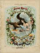 view Union March [sheet music] digital asset: Union March [sheet music].