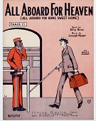 view All Aboard For Heaven (All Aboard For Home Sweet Home) [sheet music] digital asset: All Aboard For Heaven (All Aboard For Home Sweet Home) [sheet music].