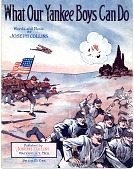 view What Our Yankee Boys Can Do [sheet music] digital asset: What Our Yankee Boys Can Do [sheet music], 1918.