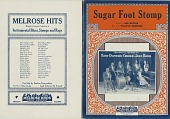 view Sugar Foot Stomp [sheet music] digital asset: Sugar Foot Stomp [sheet music].
