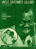 view Uncle Satchmo's Lullaby [sheet music] digital asset: Uncle Satchmo's Lullaby [sheet music].