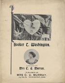 view Booker T. Washington [sheet music] digital asset: Booker T. Washington [sheet music].