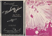 view Better Get Gabriel's Horn [Sheet music] digital asset: Better Get Gabriel's Horn [Sheet music]