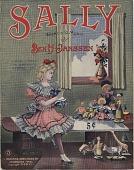 view Sally [sheet music] digital asset: Sally [sheet music].