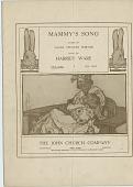 view Mammy's Song [sheet music] digital asset: Mammy's Song [sheet music].