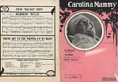 view Carolina Mammy [sheet music] digital asset: Carolina Mammy [sheet music].