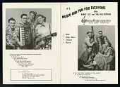 view Sam DeVincent Collection of Illustrated American Sheet Music, Series 35: Sam DeVincent Personal Papers digital asset: Sam DeVincent Personal Papers