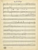 view Mood Indigo [music manuscript.] digital asset: Mood Indigo [music manuscript.]