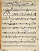 view Hamlet [music manuscript.] digital asset: Hamlet [music manuscript.]