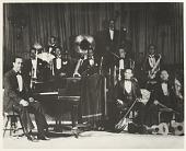 view [Duke Ellington and the Washingtonians : black-and-white photoprints.] digital asset: [Duke Ellington and the Washingtonians : black-and-white photoprints.]