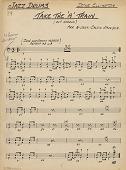 "view Jazz Drums / ""Take the 'A' Train"" [music manuscript] digital asset: Jazz Drums / ""Take the 'A' Train"" [music manuscript]."