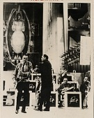 view Duke Ellington Sacred Concert #4 [N.Y.C., perhaps] [black-and-white photoprint] digital asset: Duke Ellington Sacred Concert #4 [N.Y.C., perhaps] [black-and-white photoprint].
