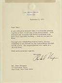 view [To Duke Ellington : typescript letter,] digital asset: [To Duke Ellington : typescript letter,] November 2, 1971.