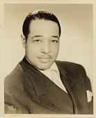 view [Duke Ellington : black-and-white photoprint.] digital asset: [Duke Ellington : black-and-white photoprint.]