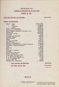 view Duke Ellington, Inc. / Statement of Operations for the year ended / December 31, 1944. [Typescript.] digital asset: Duke Ellington, Inc. / Statement of Operations for the year ended / December 31, 1944. [Typescript.]
