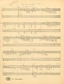 view Duke Ellington Collection digital asset: Flirtibird verso Almost Cried